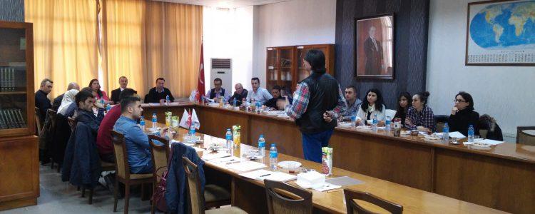 Anadolu Grup Çalışanları Eğitimlerine Devam Ediyor…