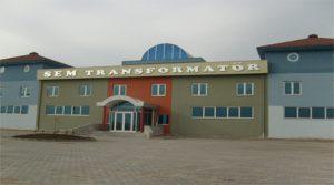 Sem Transformatör A.Ş. 312 Ada 4 Parsel (ANKARA-Başkent Organize Sanayi Bölgesi)